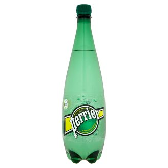 Perrier Natural Mineral Sparkling Water 1 L
