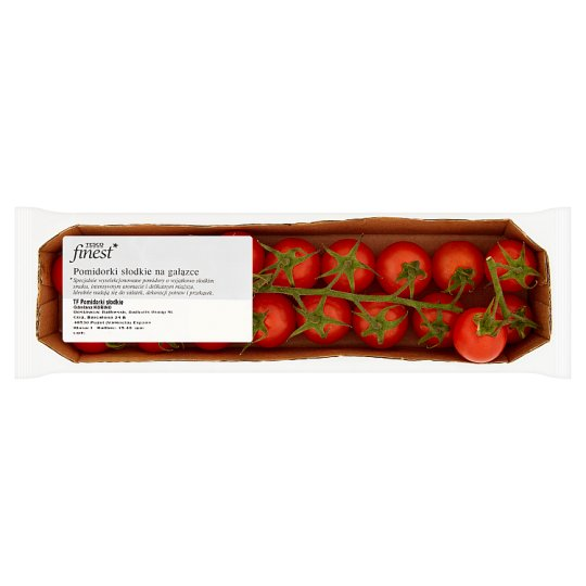 Tesco Finest Sweet Tomatoes 250 g