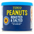 Tesco Salted Roasted Peanuts 150 g