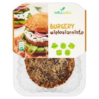 Well Well Multigrain Burgers 160 g