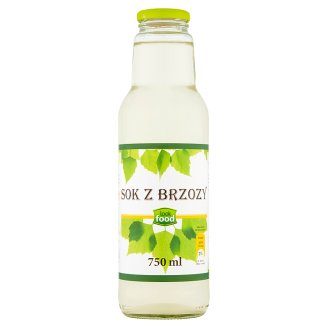 Look Food Sok z brzozy 750 ml