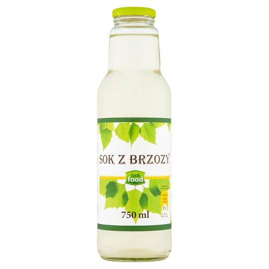Look Food Birch Juice 750 ml