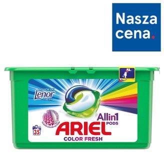 Ariel Touch Of Lenor Fresh 3 w 1 Kapsułki do prania, 35prań