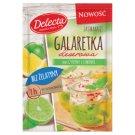 Delecta Galaretka deserowa smak cytryny i limonki 61 g