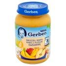 Gerber Jabłuszka banany mango z płatkami owsianymi po 8 miesiącu 190 g