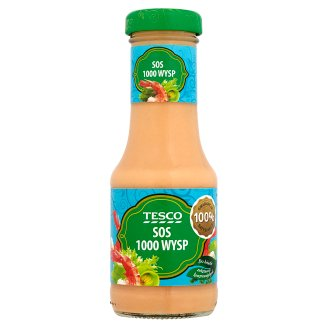 Tesco Sos 1000 wysp 200 ml