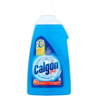Calgon 2in1 Water Softener Gel 1500 ml (30 Washes)