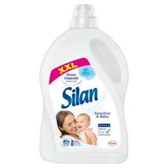 Silan Sensitive Fabric Conditioner 2775 ml (111 Washes)
