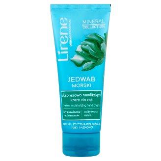 Lirene Mineral Collection Sea Silk Instant Moisturizing Hand Cream 75 ml