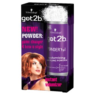 Got2b Powder'ful Voluminizing Styling Puder stylizujący 10 g