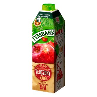 Tymbark 100% Pressed Juice from Champion Apples 1 L