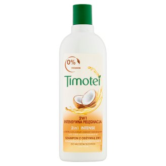 Timotei 2in1 Intense Shampoo and Conditioner 400 ml