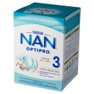 Nestlé Nan Optipro 3 Powdered Milk for Children after 1. Year Onwards 800 g (2 Pieces)