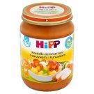 HiPP BIO Knedelki ziemniaczane z warzywami i kurczakiem po 15. miesiącu 250 g