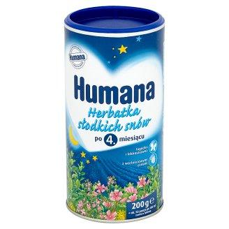 Humana Sweet Dreams Tea after 4. Months Onwards 200 g