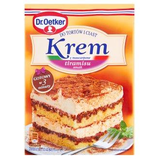 Dr. Oetker Tiramisu Flavour Cream for Cakes with Mascarpone 122 g