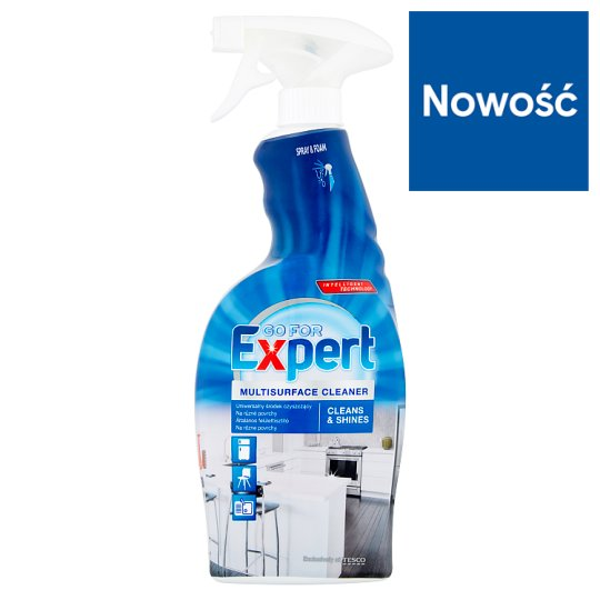 Go for Expert Multisurface Cleaner 750 ml