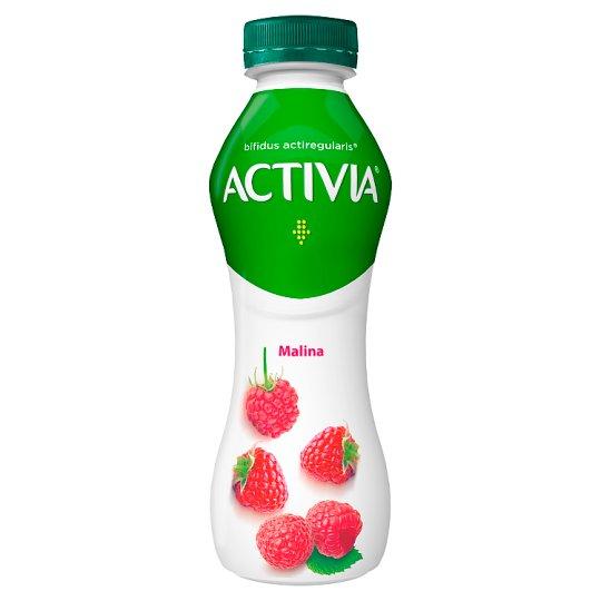 Danone Activia Raspberry Yoghurt 300 g