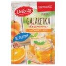 Delecta Galaretka deserowa smak pomarańczy i moreli 61 g