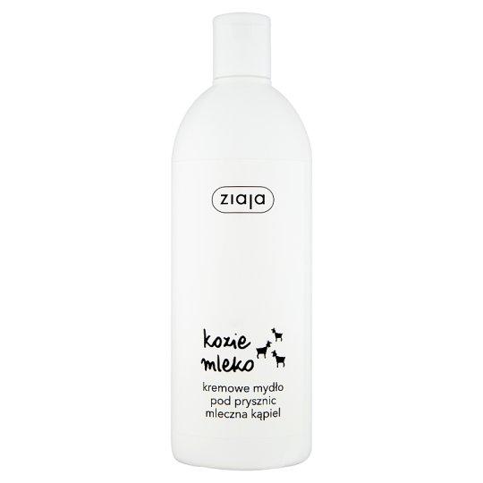 Ziaja Goat's Milk Creamy Shower Soap Milk Bath 500 ml