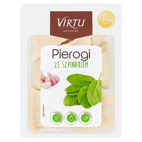 Virtu Pierogi ze szpinakiem 400 g