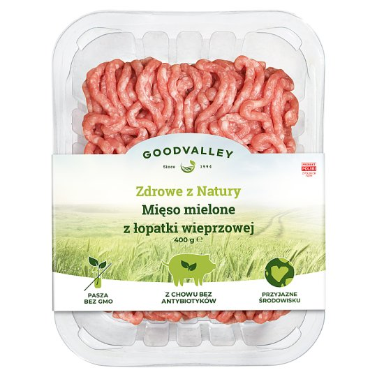 Prime Food Pork Shoulder Minced Meat 400 g