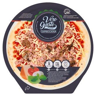 Vero Gusto Capricciosa Pizza z szynką i pieczarkami 0,380 kg
