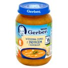 Gerber Spring Soup with Turkey and Dill after 6 Months Onwards 190 g