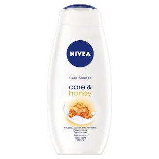 NIVEA Care & Honey Shower Gel 500 ml