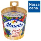 Almette Fruit with Berry and Raspberry Fluffy Cream Cheese 150 g