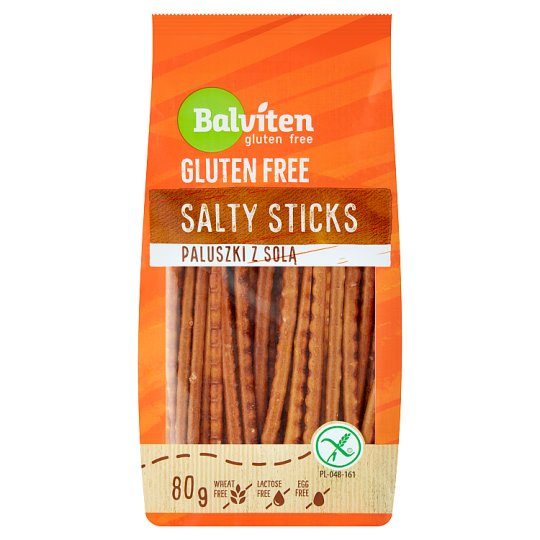 Balviten Gluten Free Salty Sticks 70 g