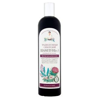 Tradycyjny syberyjski szampon nr 3 łopianowy propolis przeciw wypadaniu włosów 550 ml