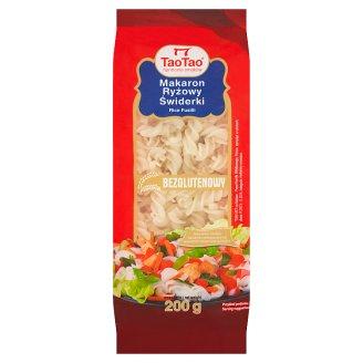 Tao Tao Fusilli Rice Pasta 200 g