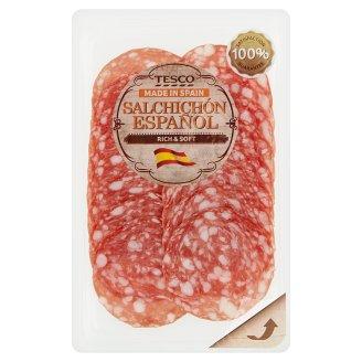 Tesco Kiełbasa Salchichón Español w plastarch 80 g