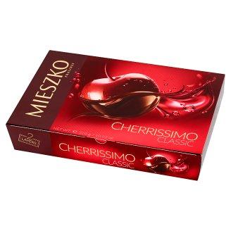 Mieszko Cherrissimo Classic Praliny z wiśnią w alkoholu 310 g