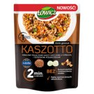 Łowicz Kaszotto z cebulą i suszonymi podgrzybkami 250 g