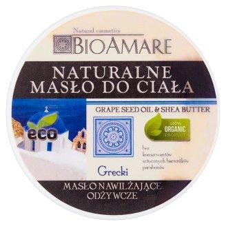 Bioamare Grecki Naturalne masło shea do ciała 100 ml