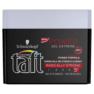 Taft Power Extreme Hair Gel 250 ml