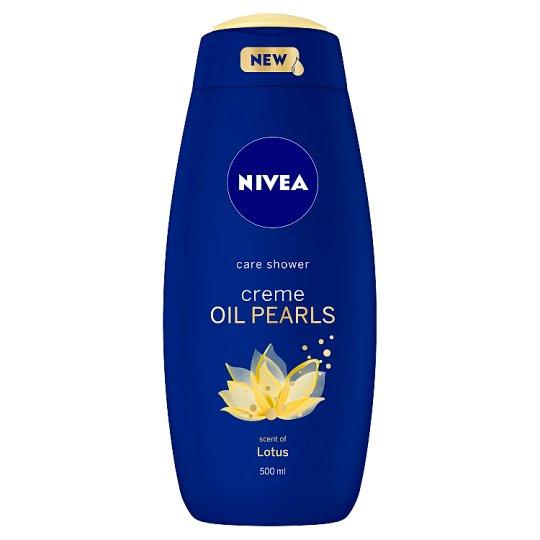 NIVEA Creme Oil Pearls Lotus Care Shower 500 ml