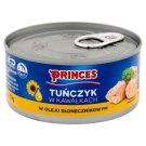 Princes Tuńczyk w kawałkach w oleju słonecznikowym 170 g