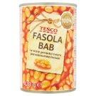 Tesco Fasola w sosie pomidorowym 420 g