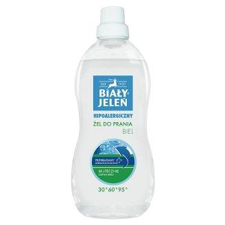 Biały Jeleń White Hypoallergenic Washing Gel 1.5 L (18 Washes)