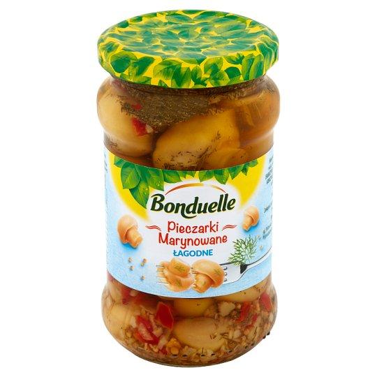 Bonduelle Mild Pickled Mushrooms 280 g