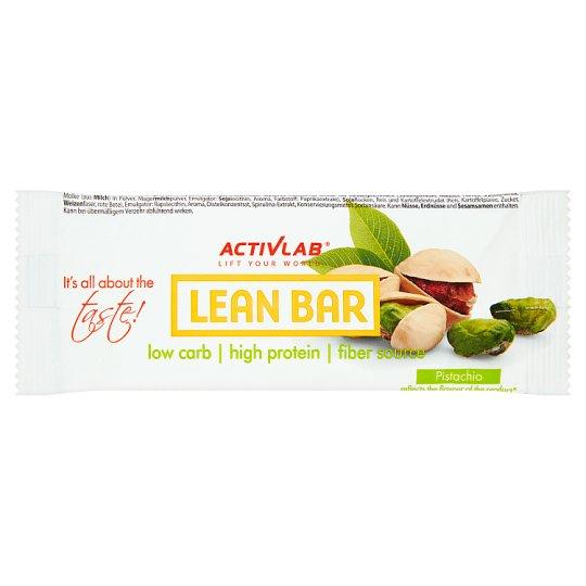 Activlab Lean Bar Baton wysokobiałkowy o smaku pistacjowym 50 g