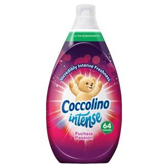 Coccolino Intense Fuchsia Passion Fabric Softener 960 ml (64 Washes)