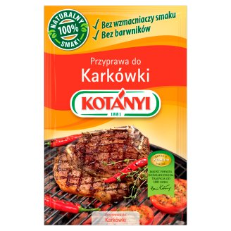 Kotányi Pork Neck Seasoning 30 g