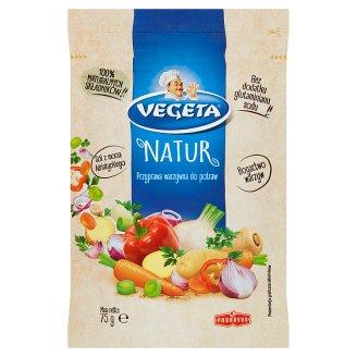 Vegeta Natur Przyprawa warzywna do potraw 75 g