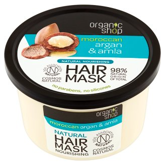 Organic Shop Moroccan Argan & Amla Hair Mask 250 ml