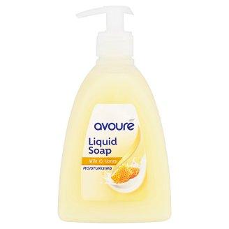 Avoure Milk & Honey Liquid Soap 500 ml
