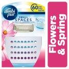 Ambi Pur Flowers & Spring Odświeżacz do małych pomieszczeń, zestaw startowy, 5,5ml